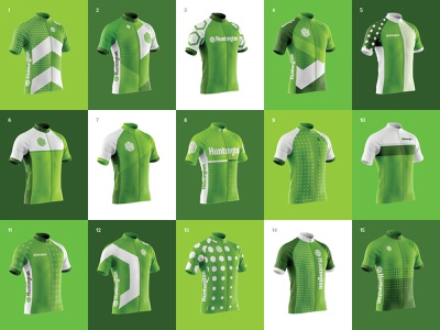 Huntington Bank Pelotonia Jersey Concepts cycle pattern cycling kit brand identity branding apparel jersey design cycling jersey cycling