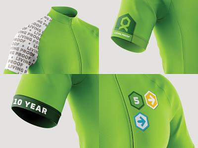 Huntington Bank Pelotonia Jerseys financial cycling kit cycling jersey cycling apparel design apparel