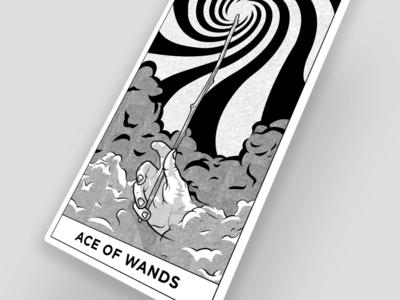 CMA Wonderball Tarot Card