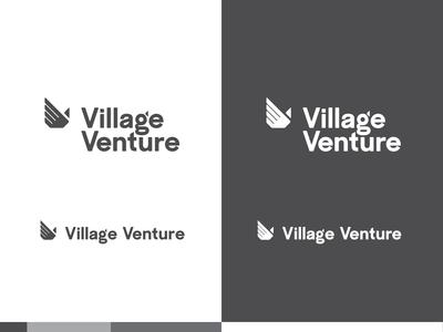 Village Venture identity concept