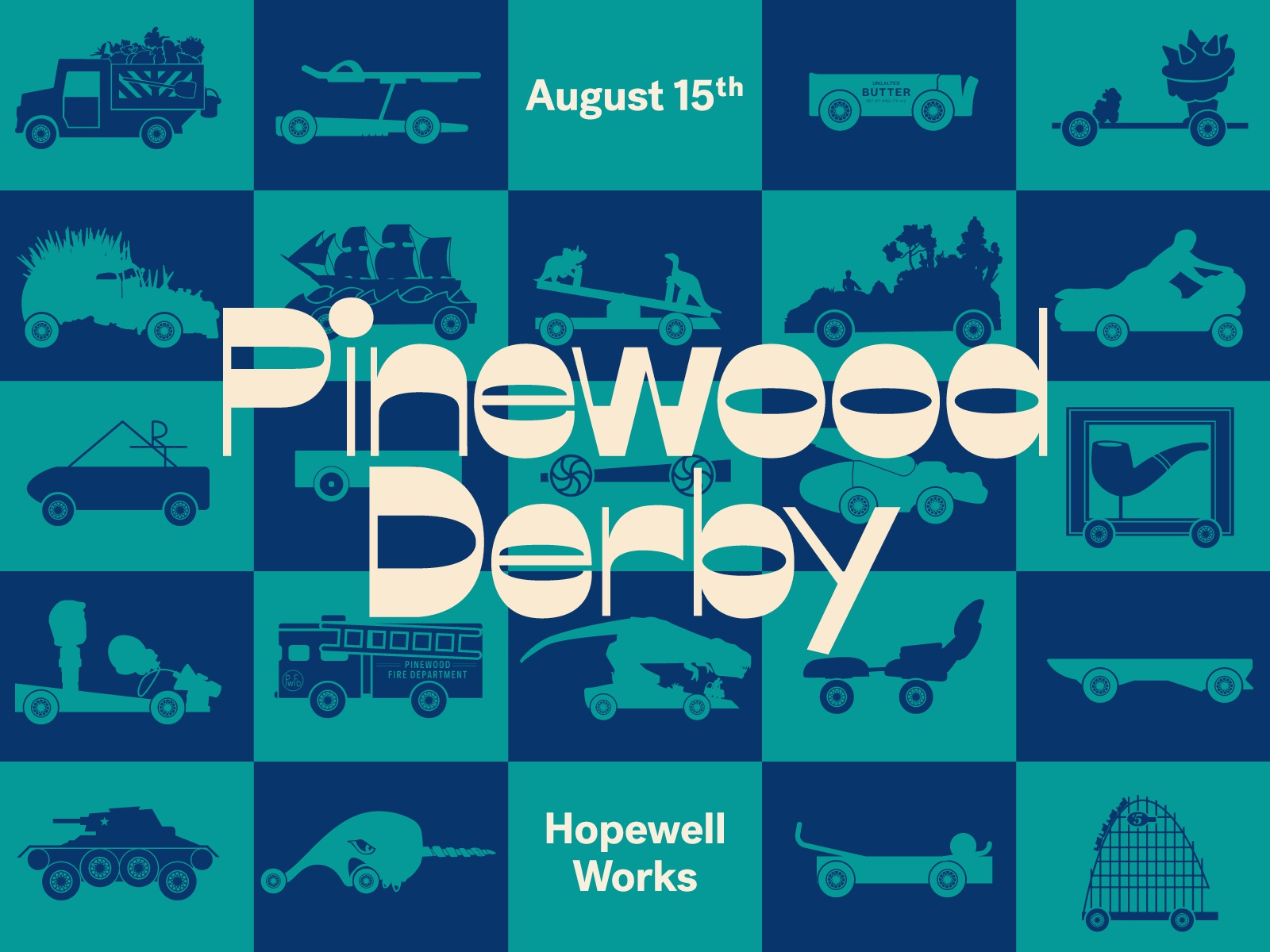 CSCA Pinewood Derby 2019