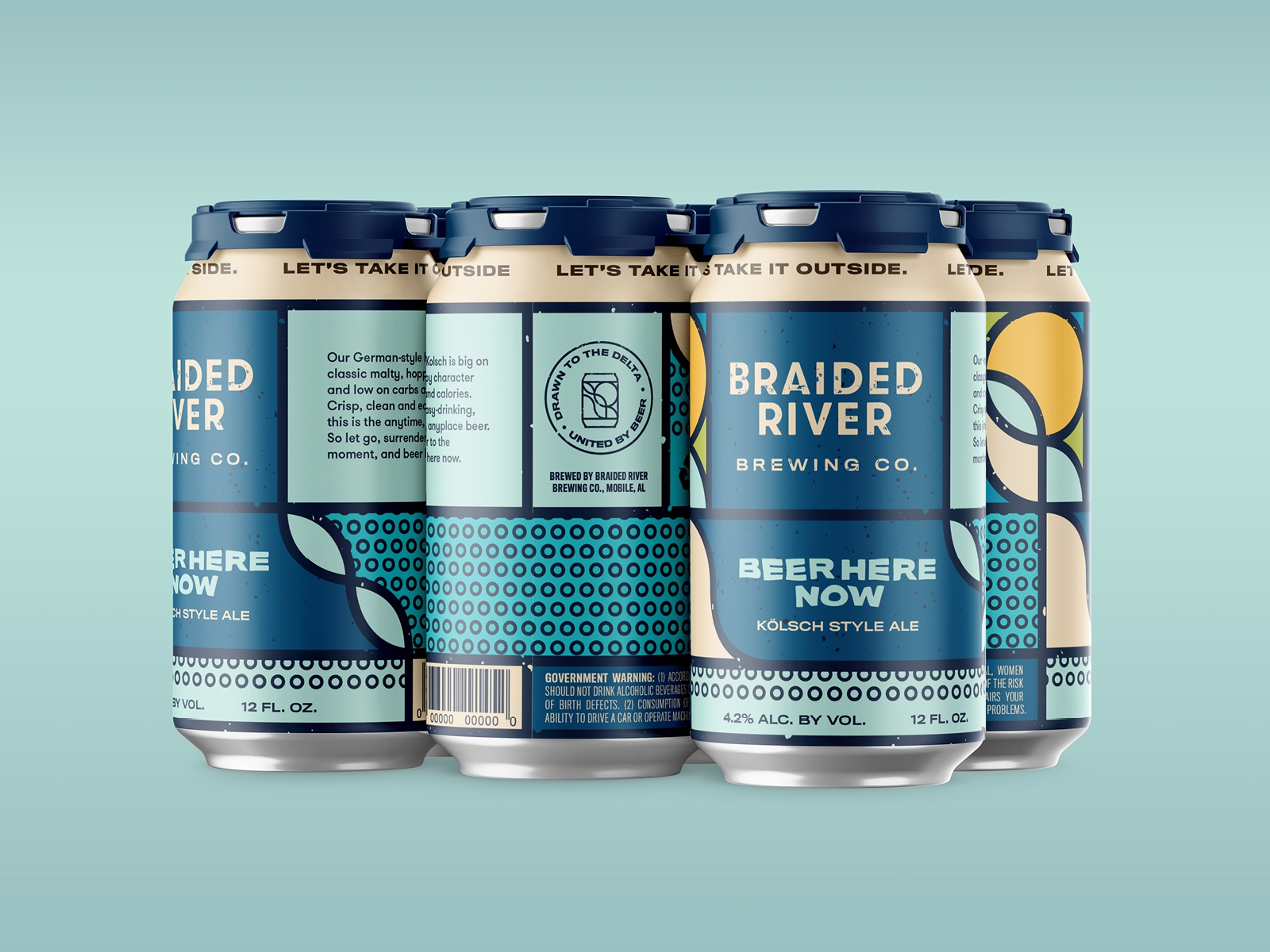 Braided River can design refresh