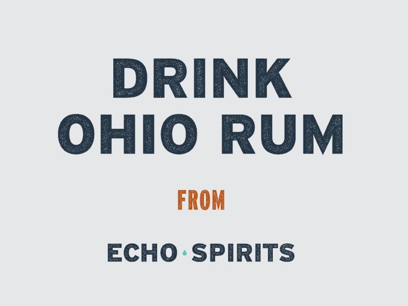 Echo Spirits merchandise
