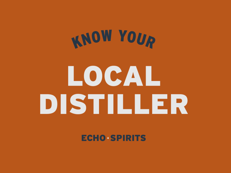 Echo Spirits Distilling Merch