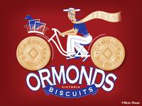 Ormonds Biscuits Victoria