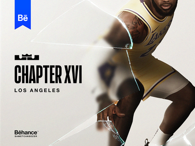 """""""Chapter XVI: Los Angeles"""" - Poster Design"""