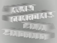 Avantguardians Typography & CI Design