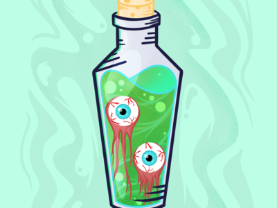 Eyeball Potion