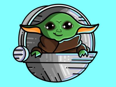 Baby Yoda!