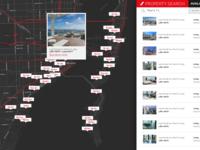Relocate Miami Property Search Map