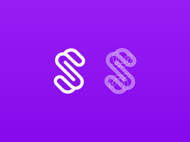 'S' logo grid