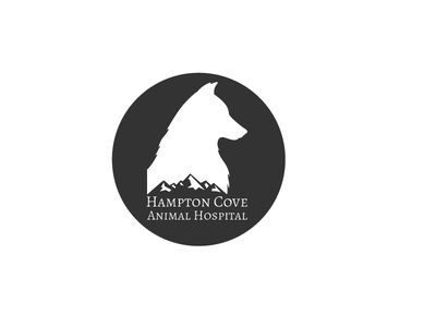 Day 19 - Hampton Cove Animal Hospital #ThirtyLogos thirtylogos logo animal conception challenge