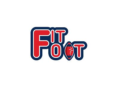 Day 27 - Fitfoot #ThirtyLogos thirtylogos logo foot conception challenge