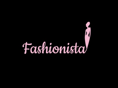 Day 28 - Fashionista #ThirtyLogos thirtylogos logo fashion conception challenge