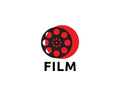 Day 29 - Film #ThirtyLogos thirtylogos logo film conception challenge