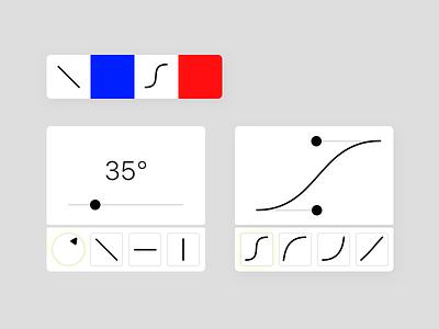 Gradient generator minimalistic tool ui gradient