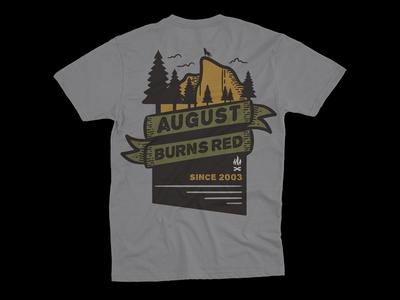 Mountain Wolf Shirt - August Burns Red