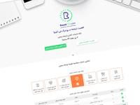 Translate Services Website UI Concepts ...