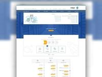 Translation Website UI UX Concept...
