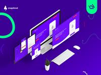 Snagshout - Mobile UI/UX Design