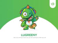 Cute Dinosaur Character Illustrations