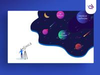 Illustration for Telescope - Software advisor platform