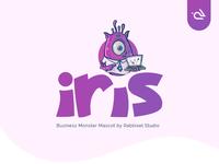 Business Monster Mascot