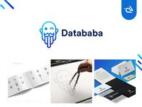 Datababa Brand Identity Design
