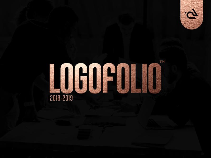 Logofolio 2018-2019 rabbixel vector branding design brand identity branding graphic designer logos logo designer brand logo logotype logo mark logodesign logo