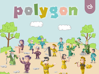 Polygon Illustration