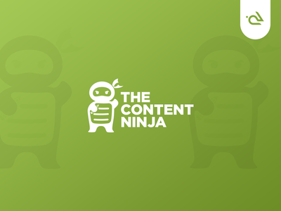 The Content NINJA Branding