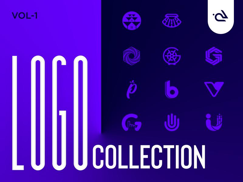 Logo Collection May 2019 brand design kit brand identity brand design cool onboarding conceptual business flat modern illustration vector graphics rabbixel branding logodesign logos logotype logo vector logo design logo