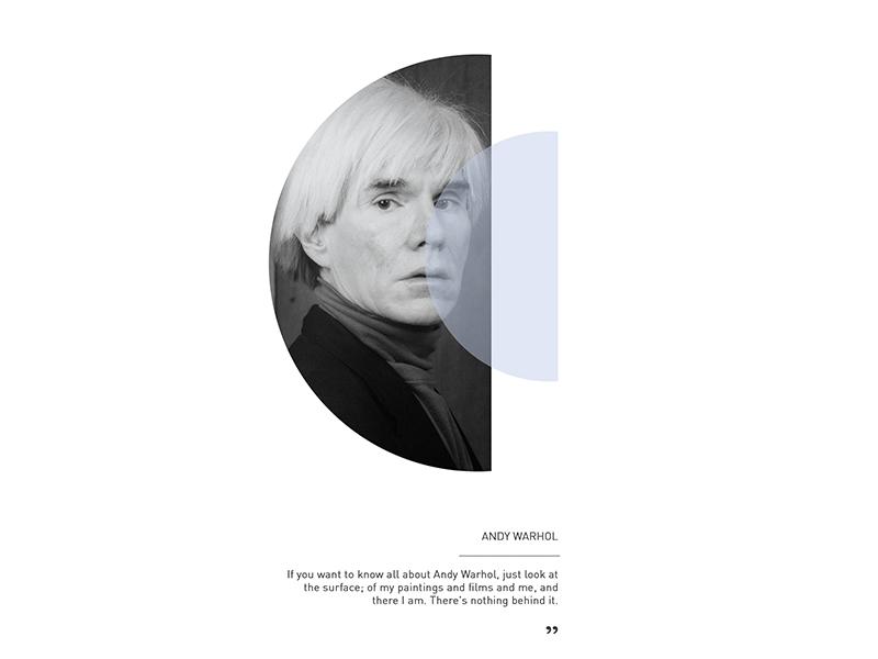 Andy Warhol Poster minimalism geometry interior warhol andy pop art poster