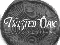 Twisted Oak Music Festival Logo