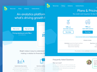 SaaS Marketing Website