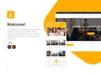 Jood App / Web
