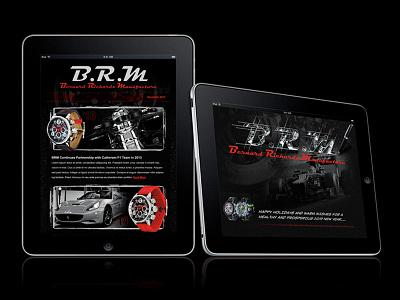 BRM Watches watches timepiece formula1 f1 automotive