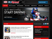Racing Website Comp 1