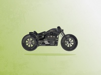 Motorcycle R2