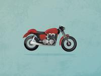 Motorcycle R3