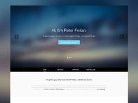 One Page Portfolio (New)