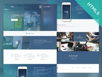 """Freebie! """"Boxify"""" HTML5/CSS3 Template for Codrops!"""