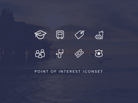 Point of Interest Icons