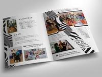 Folder inner design