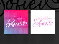 Sophia's books Logo