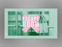Escape Room Summer Camp Facebook Ads
