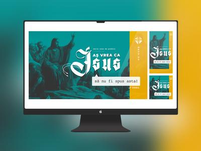 Jesus Said sermons ads