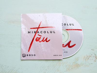 Miracolul Tau - CD Cover