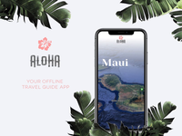 Hawaii Travel Guide App