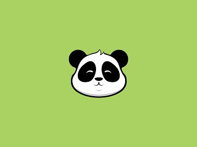 Panda Face - Design panda pet design pet puppy pet app pet p pet panda pet design petstore pet care petshop petals pets pet panda bear icon vector illustration panda face face design panda logo panda